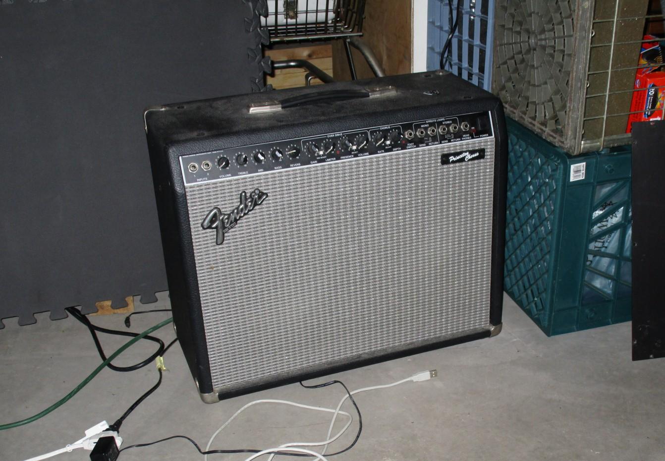 Fender Princeton Chorus, Circa 1994 | Guitar Couch